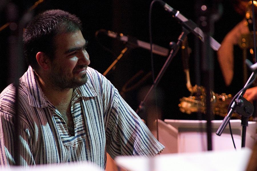 Jazz Festival Fringe - Andy Panayi @Bar on Park Lane banner image