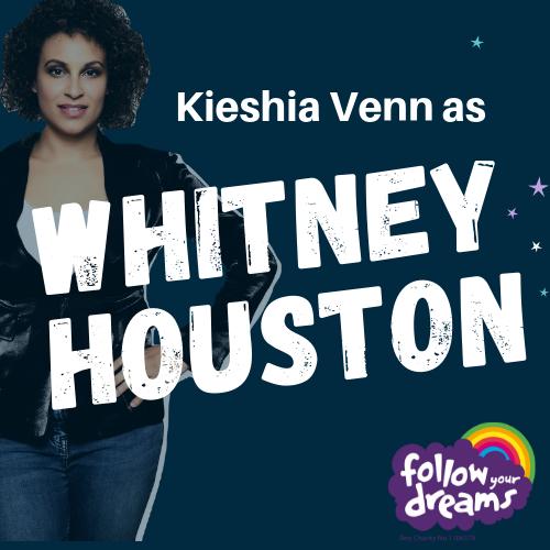 Whitney Houston Tribute banner image