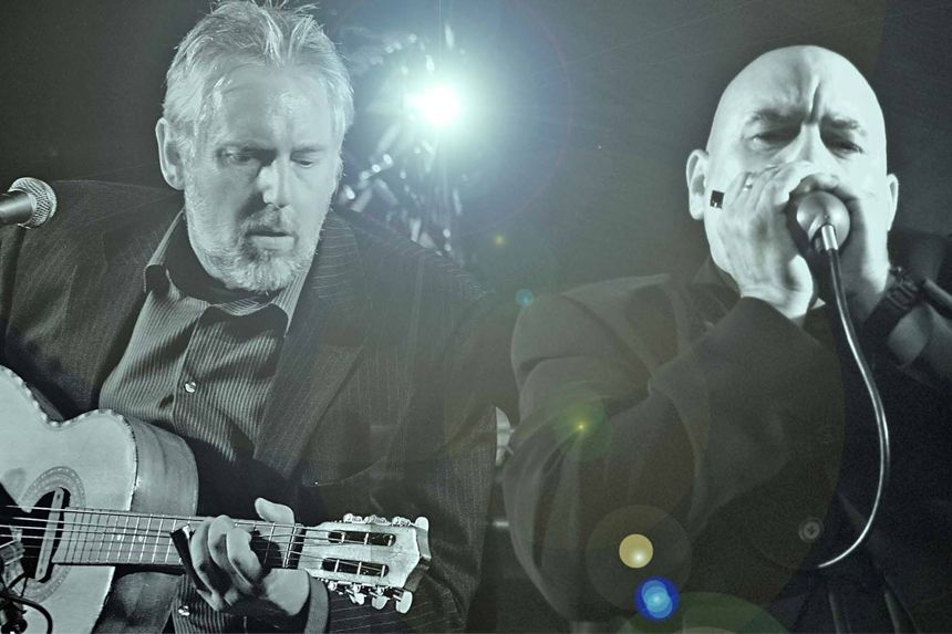 Ryedale Blues Club - Chris James & Martin Fletcher banner image