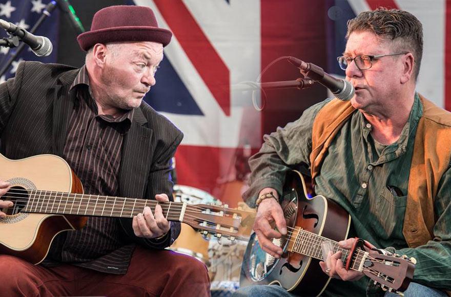 Ryedale Blues Club - Auld Mans Baccie banner image
