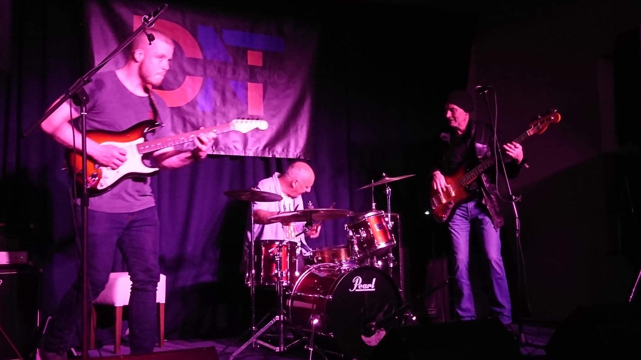 Ryedale Blues Club - The Dean Newton trio banner image