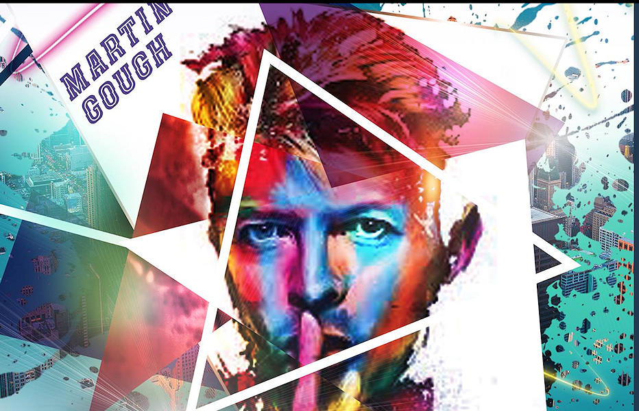 'The sound of Bowie' - Martin Gough banner image