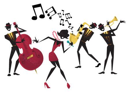 Jazz Band, Pimms and Puddings banner image