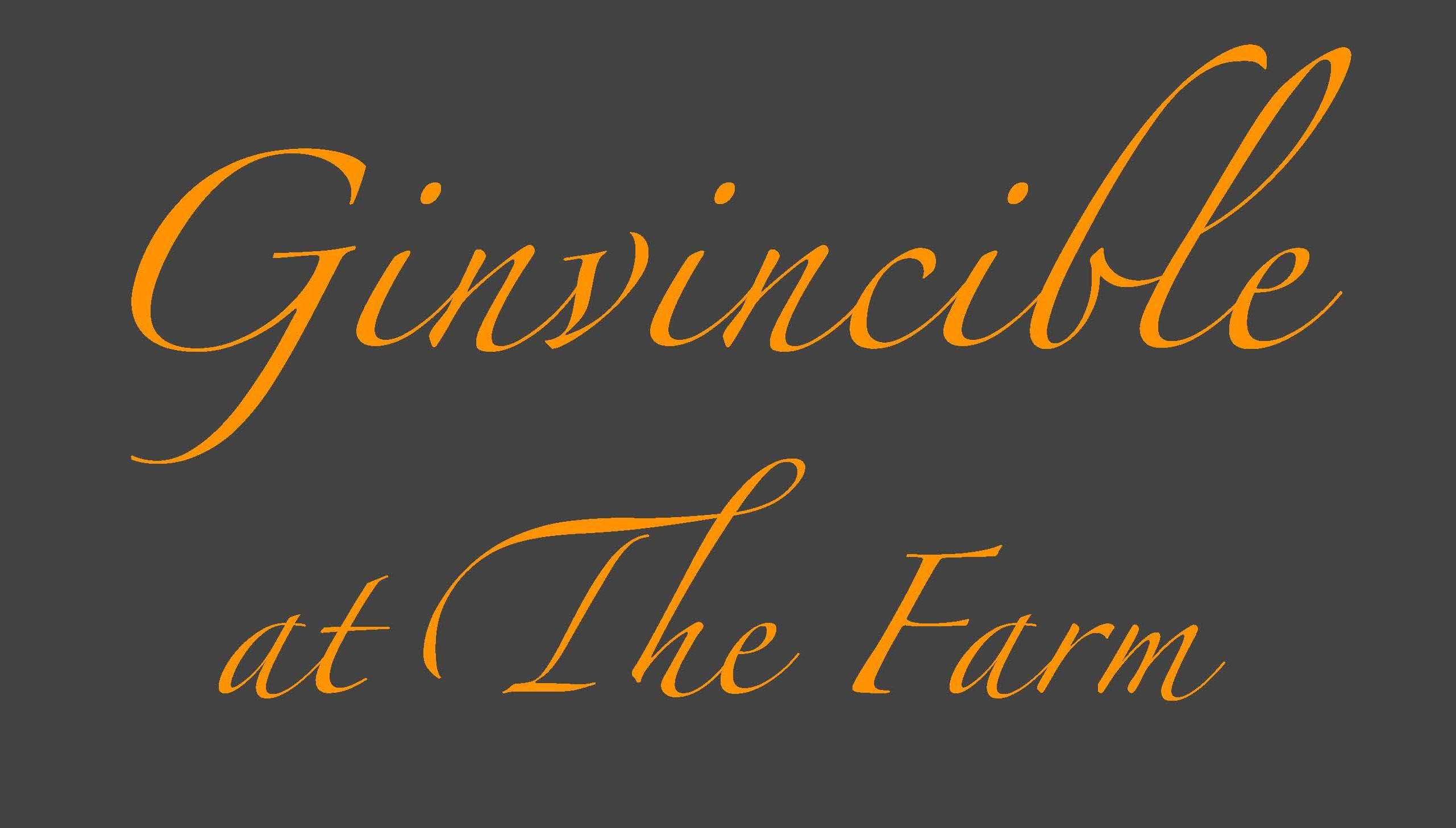 Ginvincible at The Farm banner image