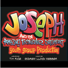 JOSEPH AND THE AMAZING TECHNICOLOR® DREAMCOAT – An Amateur Youth Group Production banner image