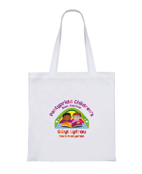 Pontypridd Children's Book Festival 2020 Supporters Ticket banner image