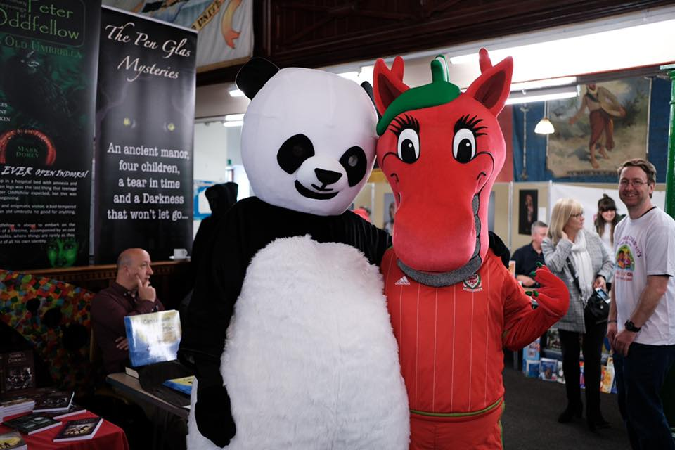 Pontypridd Children's Book Festival 2020 All Day Ticket banner image