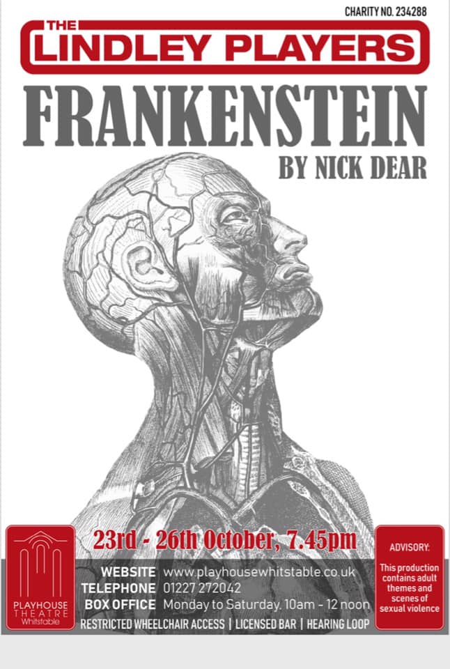 Frankenstein banner image