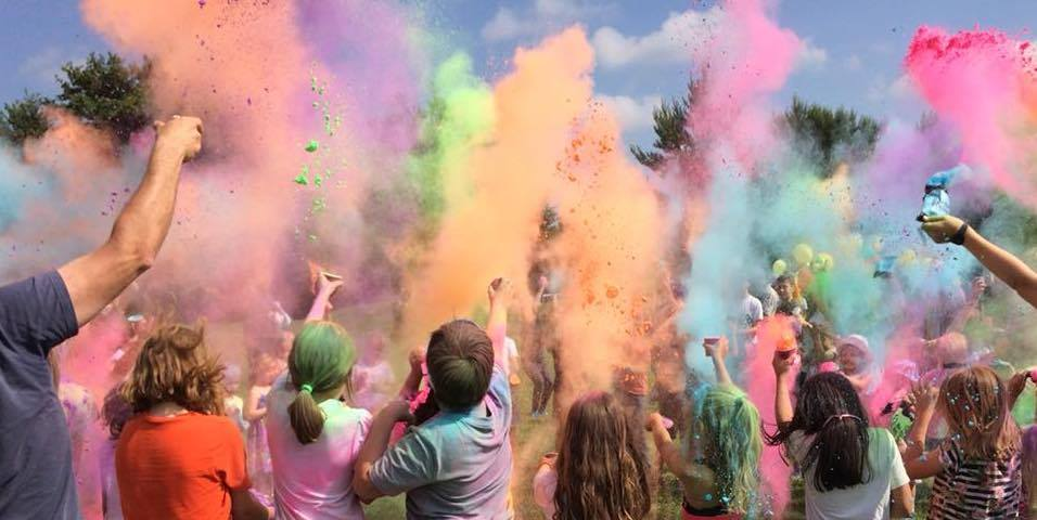Pulborough Colour Run 2019 banner image