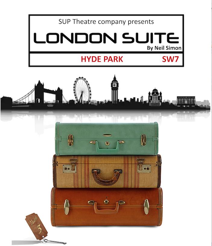 Neil Simon's LONDON SUITE banner image