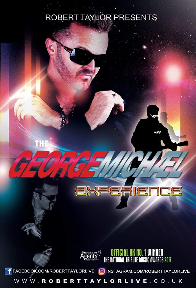 George Michael Tribute Night Coventry banner image