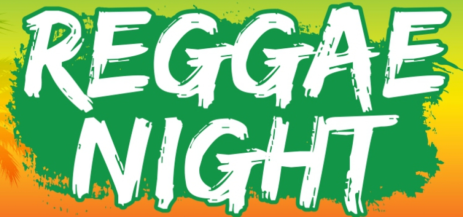Reggae Night Birmingham banner image