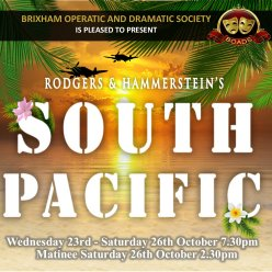 BOADS presents - South Pacific banner image
