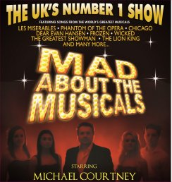 Mad About Musicals banner image