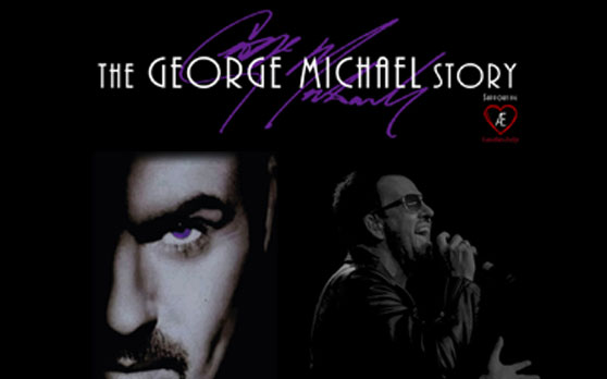 The George Michael Story banner image