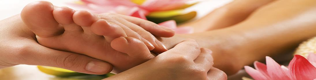 Massage Practical Workshops: Foot Massage banner image