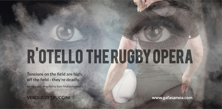 R'Otello the rugby opera banner image