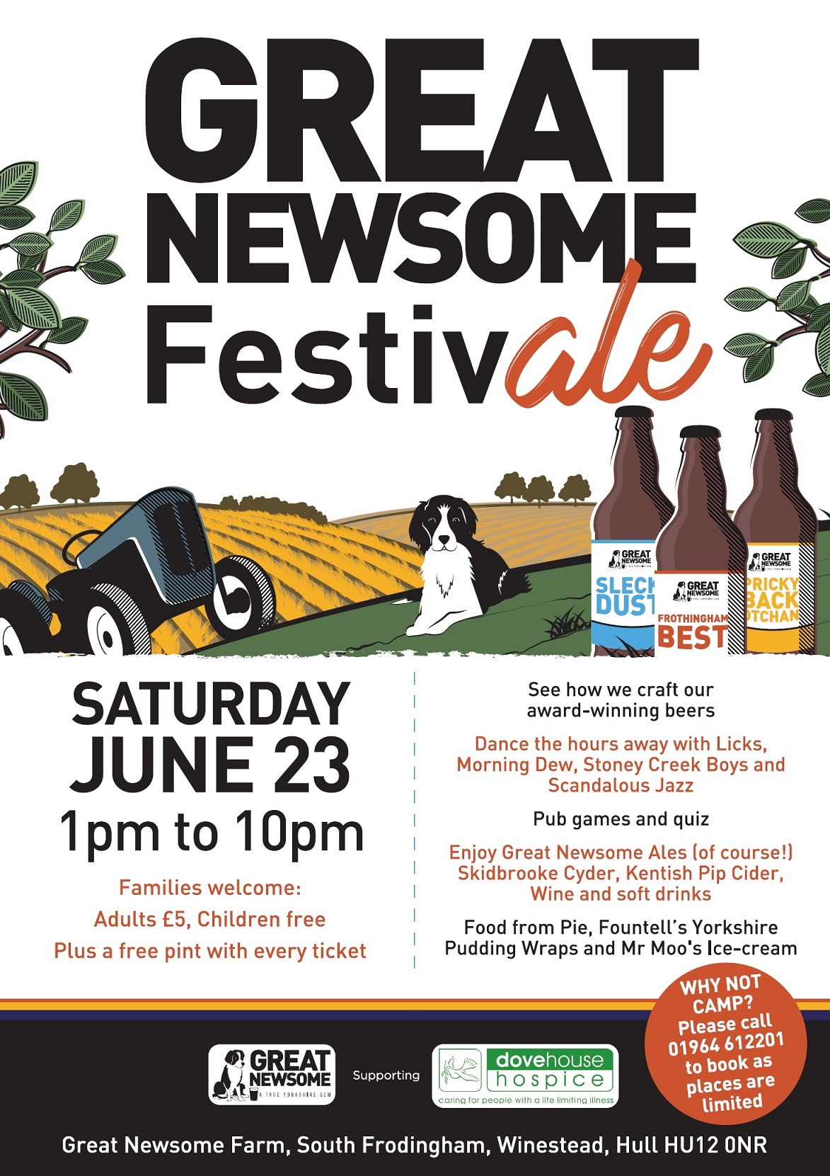 Image result for great newsome festivale