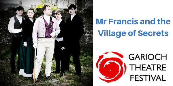 Mr Francis and the Village of Secrets banner image