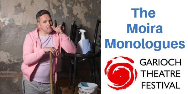 Moira Monologues and (More) Moira Monologues banner image
