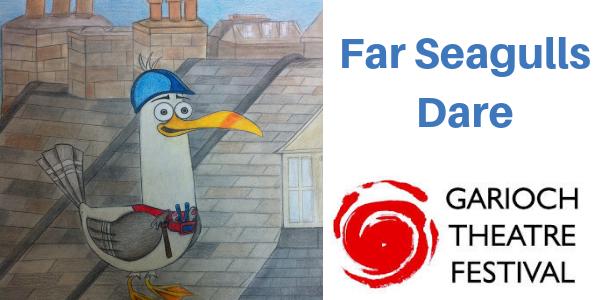 Far Seagulls Dare banner image