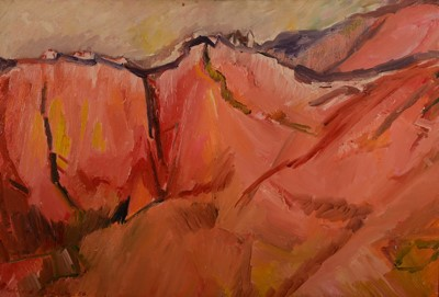 Bomberg's Painting Legacy banner image