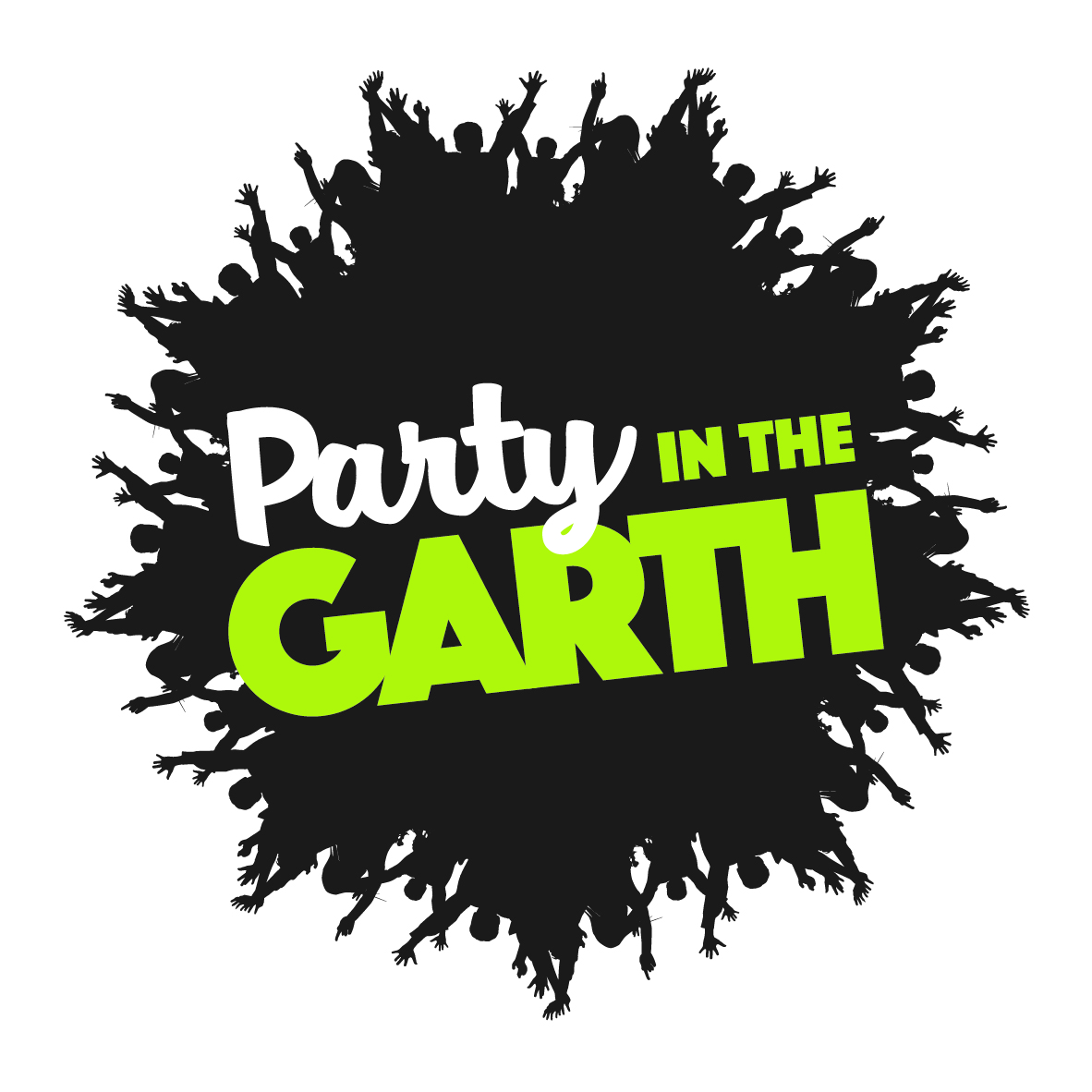 Party in the Garth 2019 banner image