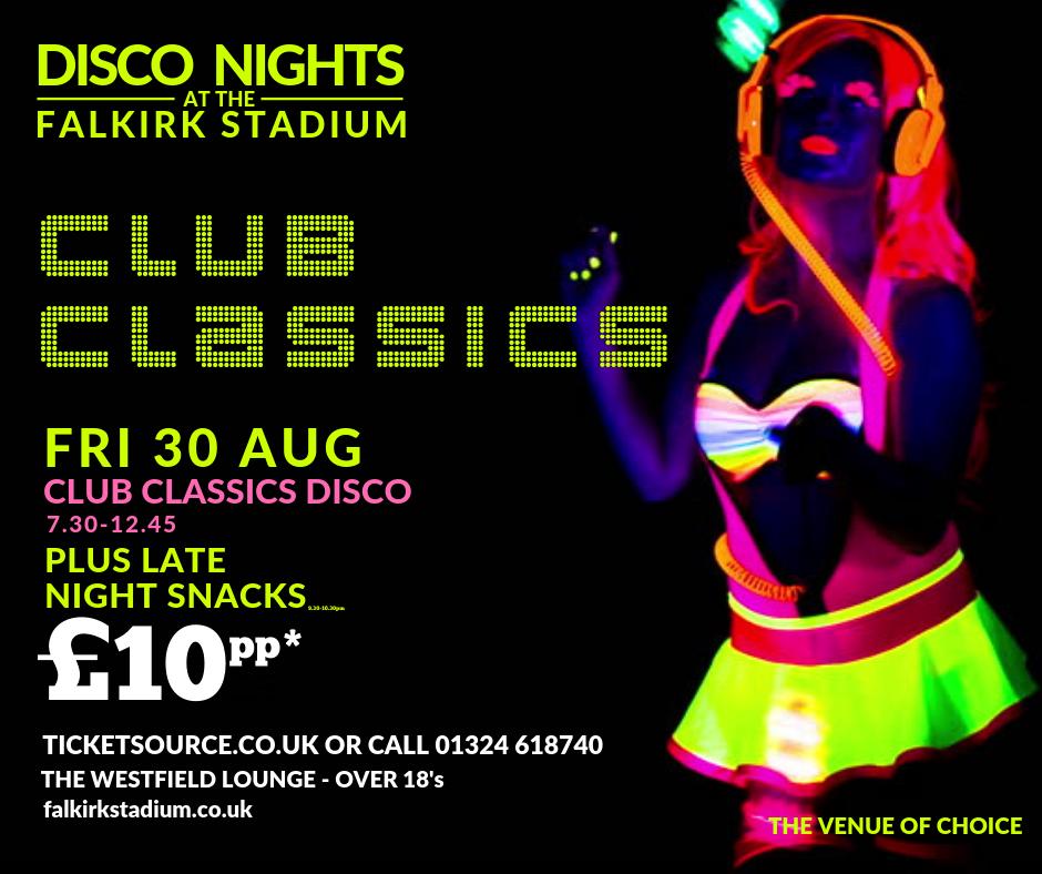 Club Classics Disco banner image