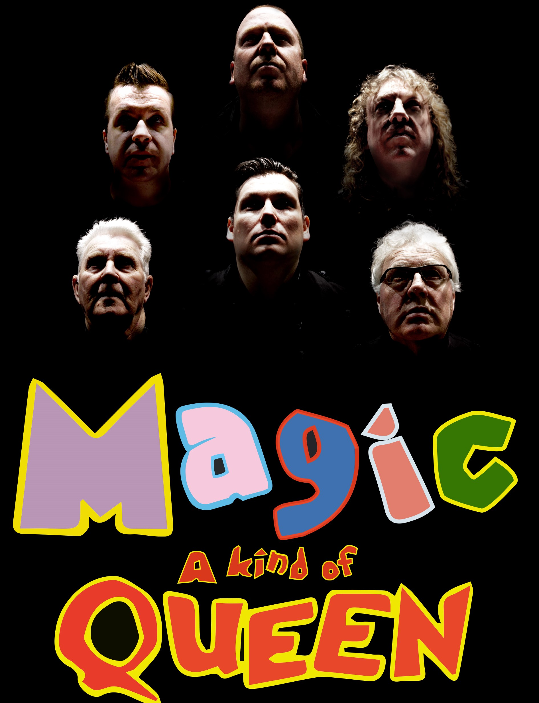 Magic - A Kind of Queen banner image