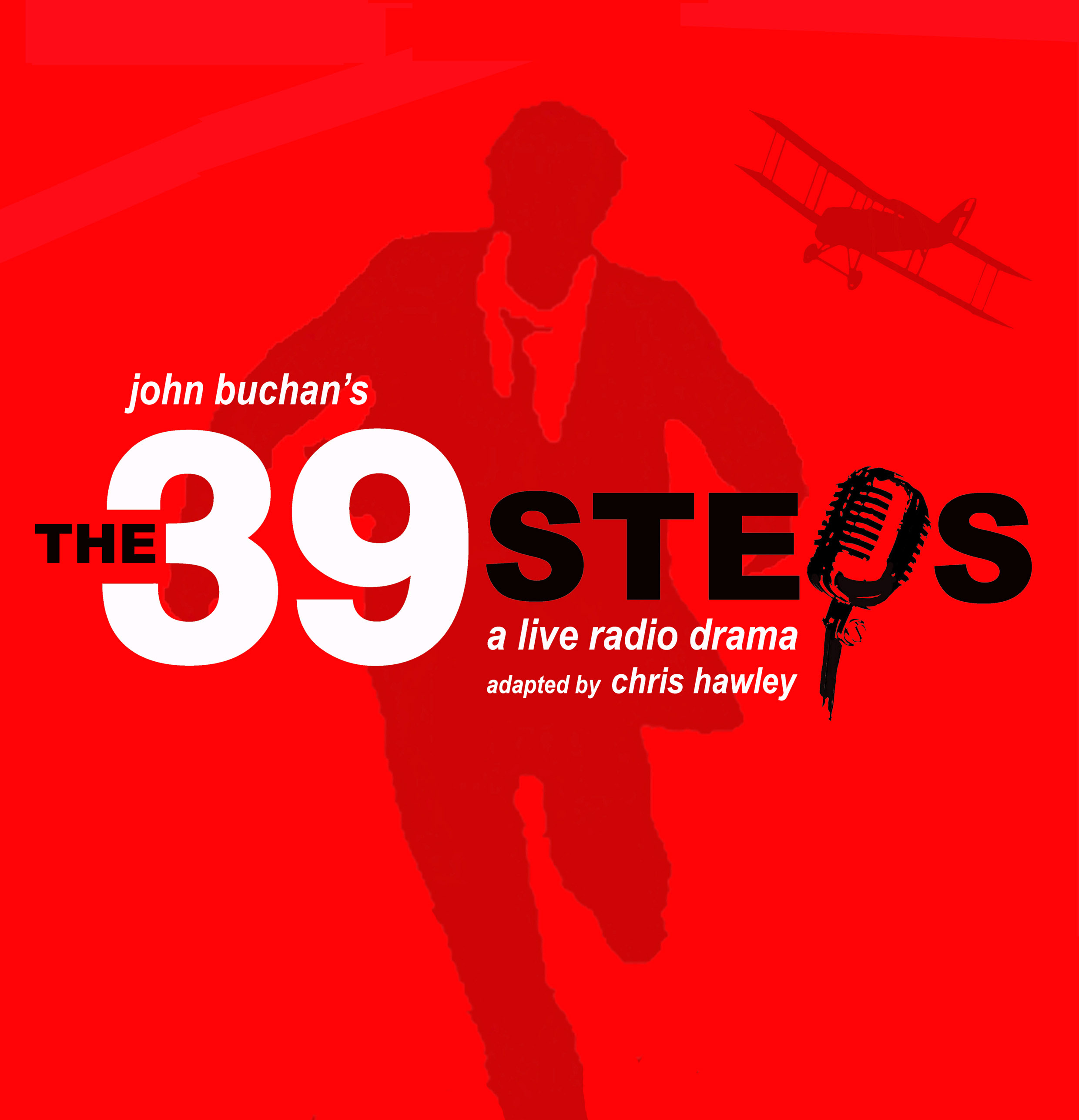The 39 Steps - A Live Radio Drama (relaxed performance) banner image