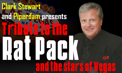 Tribute to the Rat Pack Afternoon Lunch banner image