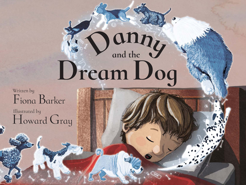 Danny and the Dream Dog with Fiona Barker banner image