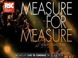 RSC: Measure for Measure banner image