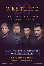 Westlife - The Twenty Tour (live from Croke Park) banner image
