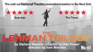 National Theatre Live: The Lehman Trilogy banner image