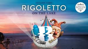 Rigoletto on The Lake (Bregenz Festival, Austria) banner image