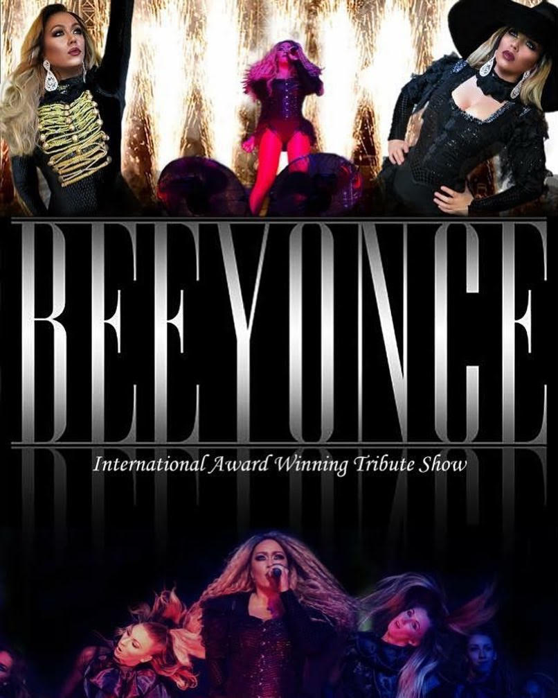I AM BEYONCE - The Live Tribute Experience banner image