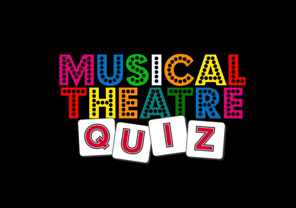 The Big Musical Theatre Quiz banner image