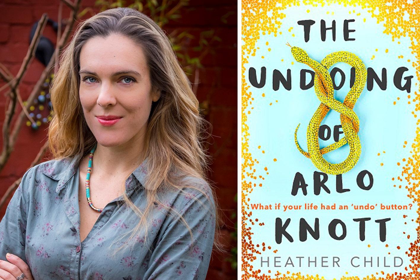 Heather Child: The Undoing Of Arlo Knott banner image