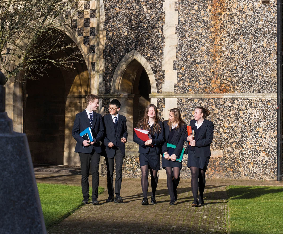 Lancing College Open Morning 5 October 2019 banner image