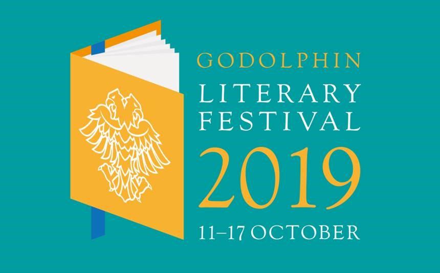 Joa Studhome, Godolphin Literary Festival 2019 banner image