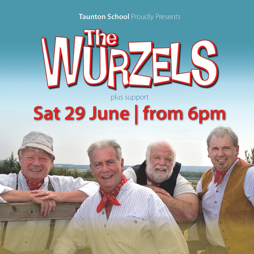 The Wurzels banner image