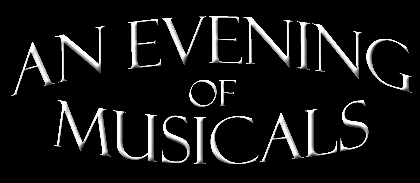 An Evening of Musicals banner image