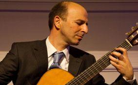 International guitar concert by Ayman Jarjour in support of Syrian refugees banner image