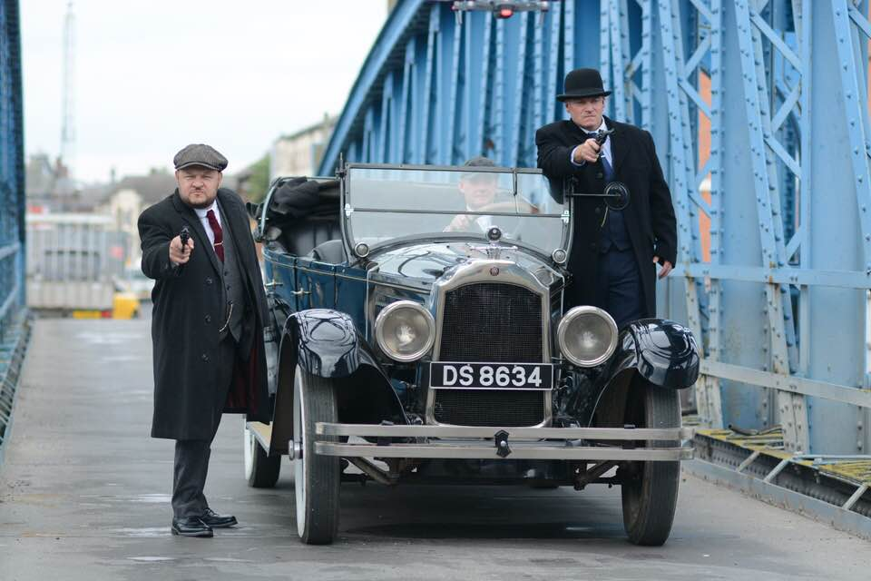 Fred Farr & Lovelock's Vintage Review (a Peaky Blinders Experience) banner image