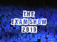 The Exam Show banner image