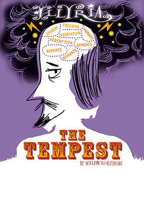 The Tempest at Bramall Hall banner image