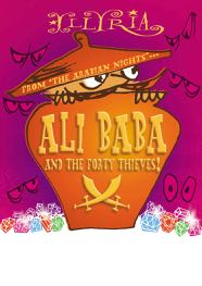 Ali Baba and the Forty Thieves at Lytham Hall banner image