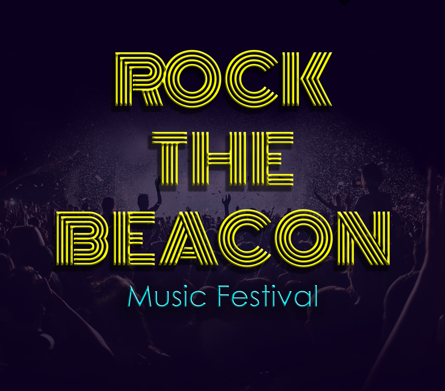 ROCK THE BEACON MUSIC AND FOOD FESTIVAL banner image
