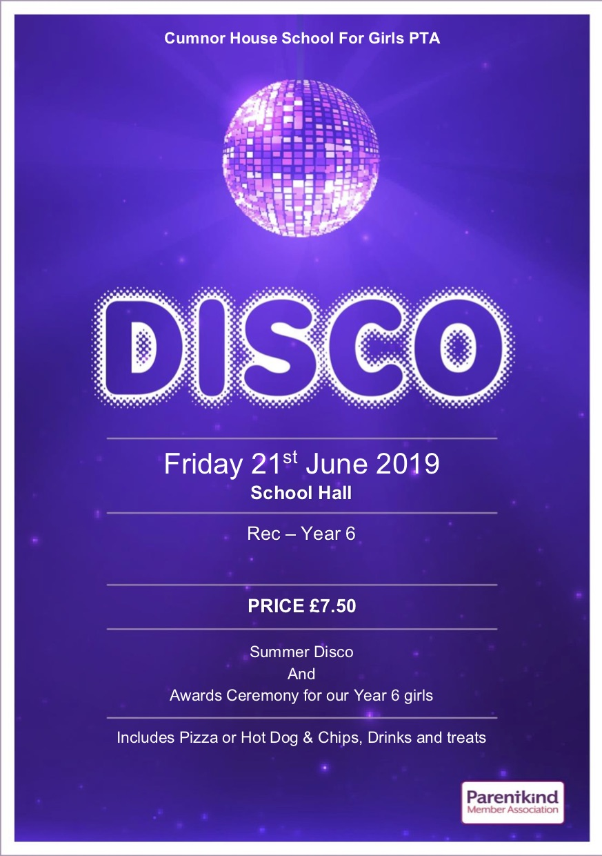 Summer Disco banner image